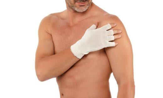 verbandhandschoen vingerloos